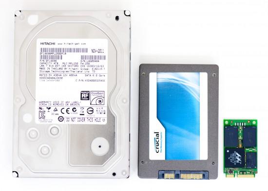 mSATA-SSD