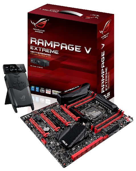 Rampage - OC Panel