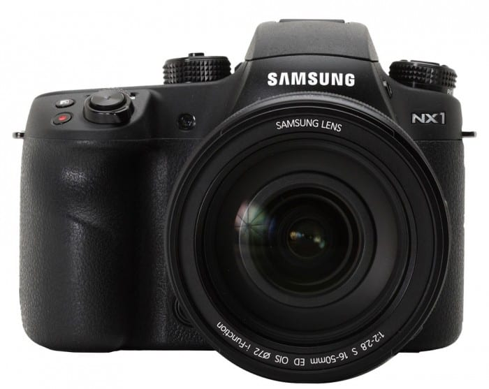 Samsung NX1 Front - 2