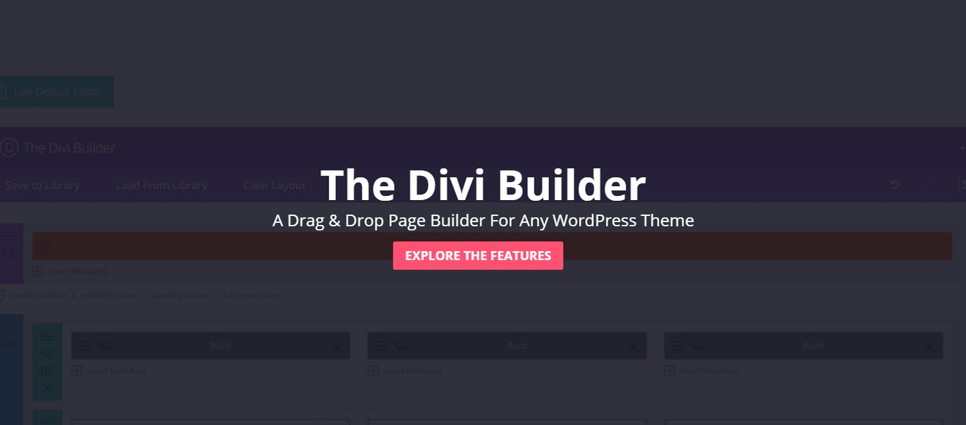 Llego el plugin divi builder tecnogaming - Divi builder 2 0 7 ...