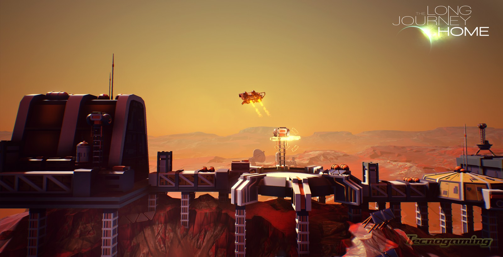 a long journey Splendid space exploration game the long journey home [official site] has got a  new 'story mode' with dialled-down difficulty after player feedback suggested.