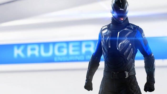Centinelas, la élite de KrugerSec, son el enemigo mejor preparado al que te enfrentarás en Mirror's Edge Catalyst.