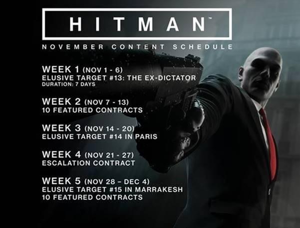 hitman-cronograma