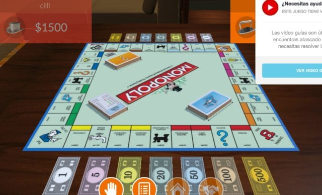 como se llaman los juegos de casino